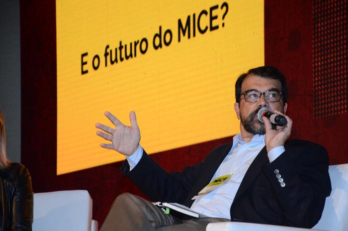 Carlos Raices, diretor Seminários e Eventos Valor Econômico, fala sobre o futuro do Mice