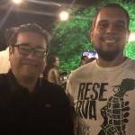 Cesar Alruiz e Giovanni Neto, da Royal Air Marroc