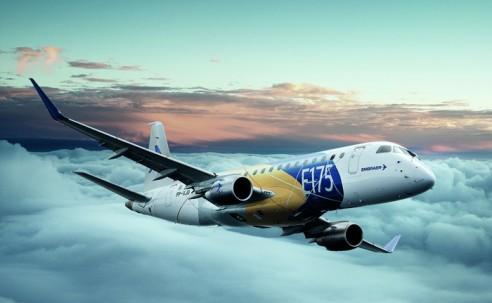 United e Embraer fecham negócio de US$ 1,9 bilhão envolvendo até 39 E175s