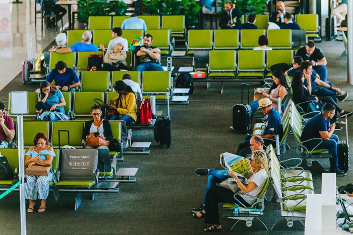 Divulgação Aeroporto de Brasília