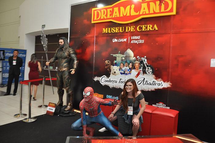 Dreamland trouxe seus personagens famosos