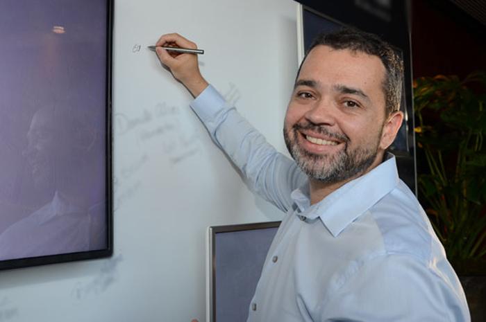 Edmilson Romão, presidente da Abav-SP