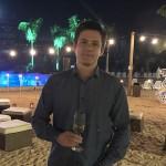 Eduy Azevedo, diretor geral da Rede de Hotéis Mabu
