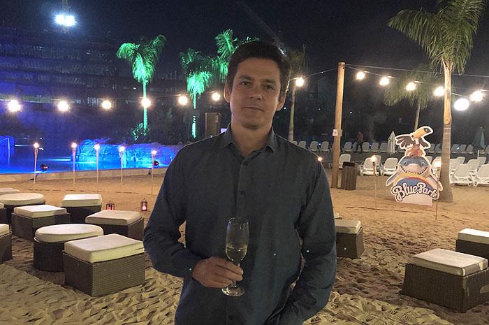Eduy Azevedo, gerente geral da Rede de Hotéis Mabu