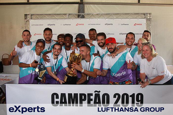 Equipe campeão em SP - RexturAdvance 1º lugar
