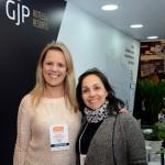 Fernanda Oliveira e Maira Dianezi, da GJP