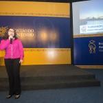 Francine Perez do Floripa Convention & Visitors Bureau