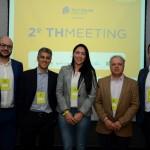 Gian Terhoch, Alexandre Butrico, Cristeny Benjamin, Carlos Prado e Mateus Passos da Tour House
