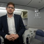 Gonzalo Romero, country Manager da Air Europa no Brasil
