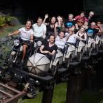 Hagrid's Magical Creatures Motorbike Adventure, a nova montanha-russa de Harry Potter, foi inaugurada no Universal Islands of Adventure