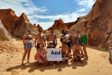 Azul Viagens leva agentes de São Paulo e Minas Gerais para o Ceará
