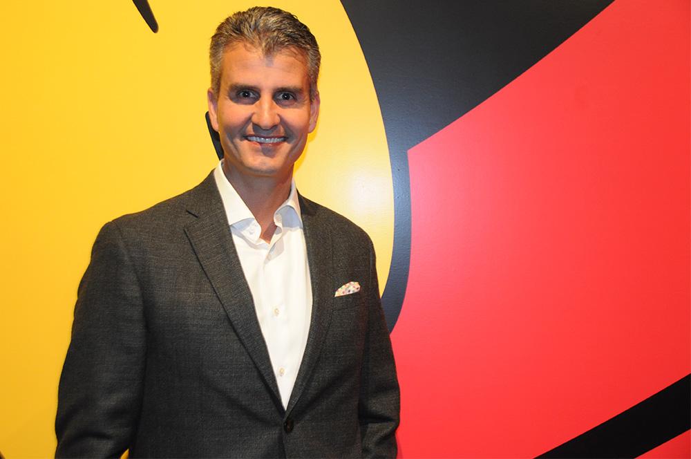 Josh D'Amaro, presidente do Disneyland Resort