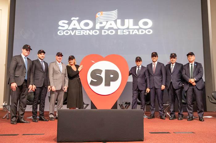 Lançamento da campanha e da nova marca turística de São Paulo aconteceu nesta terça-feira