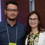Lucas Gomes e Isabela Campana, da Socicam Administração Projetos e Representações