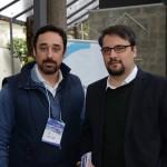Luiz Silva e Rafael Malfará, da Movere Viagens
