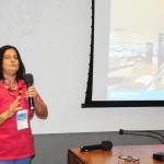 Marcia Galvão, da NCL, durante palestra