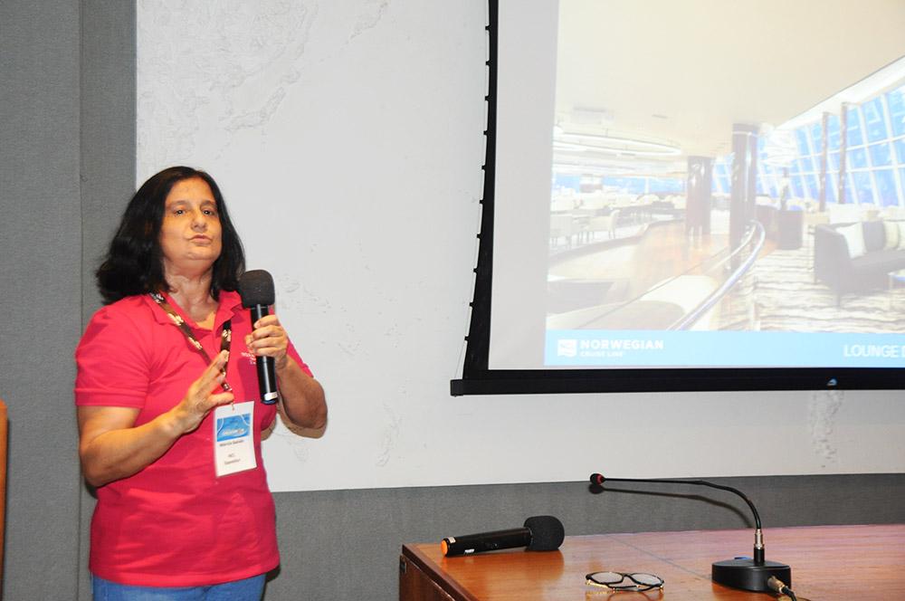Marcia Galvao, da NCL
