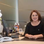 Marcia Leite, diretora de Operações da MSC Cruzeiros