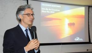 Brasil deve voltar ao patamar de 500 mil cruzeiristas na temporada 2019/20, diz Clia