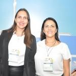 Michele França e Jamille de Freitas, de São Francisco do Sul