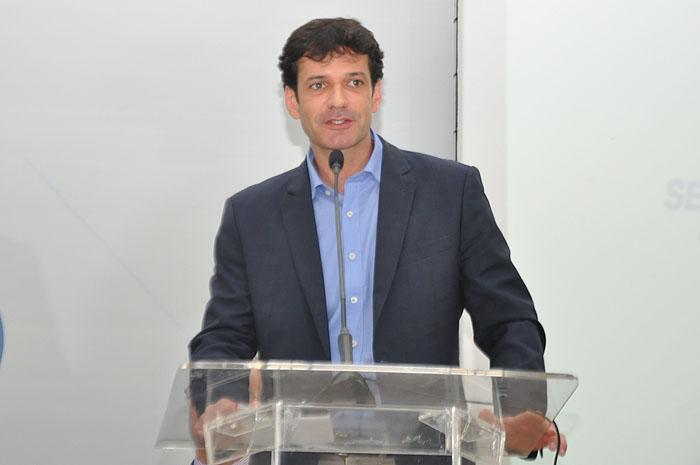 Ministro do Turismo, Marcelo Alvaro Antonio