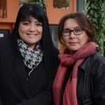 Monique Freitas, da Kondor Viagens, e Valeria Dias, da Maxxima Turismo