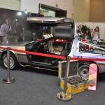 Movie Cars trouxe alguns dos carros do parque que inaugura no final do ano