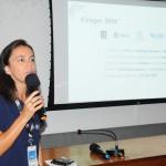 Natália Marques, executiva da MSC