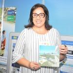 Patricia Marchant, representante do V'ogal Luxury Beach Hotel