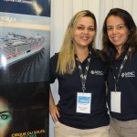 Paula Sperle e Natalia Marques, da MSC
