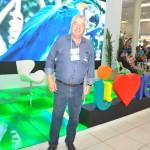 Paulo Angeli, organizador do Festival das Cataratas