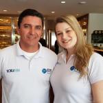Paulo Requena e Giulianna Orsati, R11 Travel