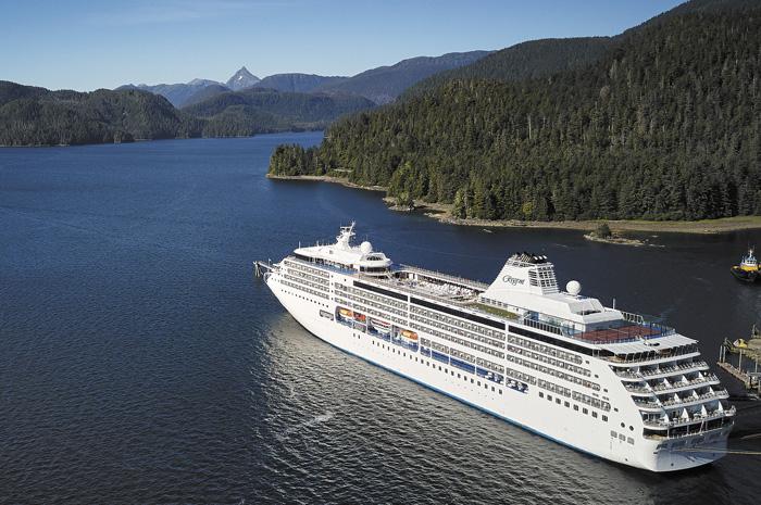 """A partida do """"Seven Seas Mariner"""" conta com 12 noites de passeio , iniciando em Vancouver e finalizando em Los Angeles. (Divulgação)"""