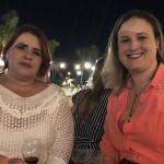 Rosângela Carvalho e fabíola Santos, da BRT