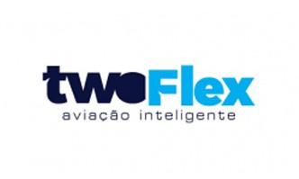 A Twoflex tem sede em Jundiaí-SP e bases em São Paulo, Belém, Manaus, Brasília, Belo Horizonte, Porto Alegre e Rio de Janeiro