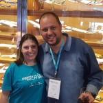 Soraya Romano, da Ancoradouro e Leandro Matizia, da Origami