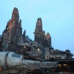 Em junho foi inaugurada Star Wars Galaxy's Edge, nova área temática do Disneyland Park