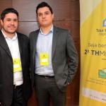 Thiago Feliciano Romeiro e Heyder Aguirres, da Tour House