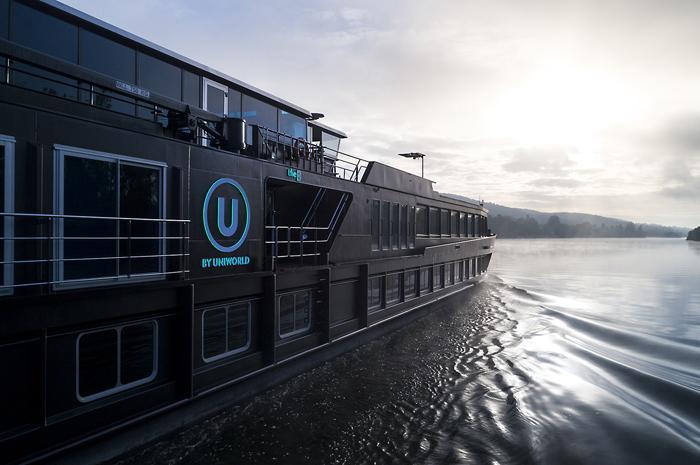 Uniworld realiza viagem com operadores a bordo do Navio River Empress