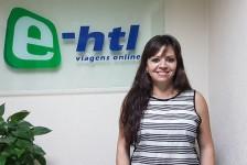 E-HTL Viagens contrata nova executiva para Curitiba