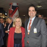Vanessa Mendonça e Eduardo Bernardes