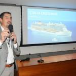 Vinicius Freitas, gerente de Contas da Costa no Brasil