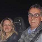 Viviane Braz, da Aviva, e José Zuquim, da Ambiental Turismo