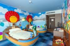 Conheça cinco hotéis com acomodações inspiradas em brinquedos