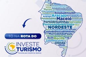 No Rio Grande do Norte, a parceria entre o Ministério do Turismo e Sebrae levará o Investe Turismo para nove destinos da costa potiguar