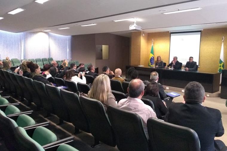 Seminário reuniu representantes de todas as regiões brasileiras. Foto: Geraldo Gurgel/MTur