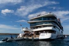 Celebrity inaugura mega iate de expedição para Ilhas Galápagos