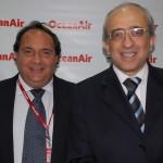 Renato Pascowich e José Efromovich