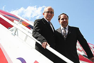 Companhia recebeu o seu primeiro Airbus A319