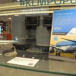 A KLM completa 100 anos de história no próximo mês de outubro